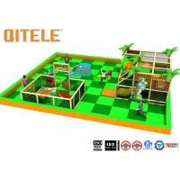 Quality 12x10.5x3m custom themed design kids soft indoor playground equipment for for sale
