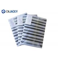 800 Micron Transparent Overlay Film Smart Card Material With Magnetic Stripe 300OE 2750OE Manufactures