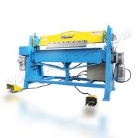 China HARSLE Electric duct flange sheet metal bending folding machine on sale
