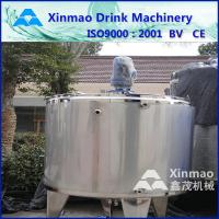 China Steam Water Carbonated Drink Mixer , Beverage Mixing Machine 150L - 2500L on sale