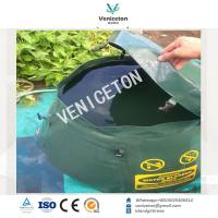 China Non-Food grade common storage portable PVC onion type water tank Manufactures