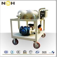Multi Stage Lube Oil Purifier System High Precision For Impurities Removal Manufactures