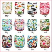 cloth printed reusable diapers Manufactures