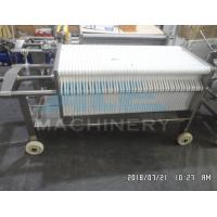 Hygienic Inox Beverage Plate Frame Filter Filter Press for Wine
