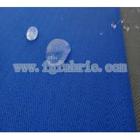 Waterproof fireproof fabric for 100% cotton workwear SFF-081 Manufactures