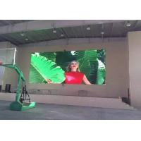 China Front Maintenance Fixed Full Color Led Display Screen for Indoor gym / Stadium on sale
