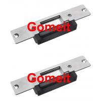 ANSI Long Type Electric Door Strike For Frameless Glass Door Stainless Steel Manufactures
