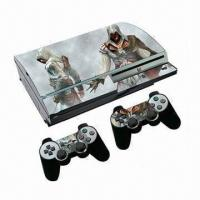 China Protective Skins for PS3 Slim Console on sale
