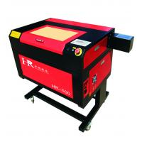 China Professional Wood Laser Engraving Machine Easy Operate For Bamboo Carving on sale