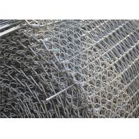 314 High Temperature Resistance Stainless Steel Wire Mesh Conveyor Belt Manufactures