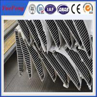 6063 T5 aluminum telescopic profile heating radiators aluminum plate price per kg Manufactures