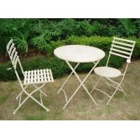 Metal Garden Table and Chairs Manufactures