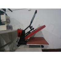 Clam Shell Manual Heat Press Machine With CE Approved Manufactures