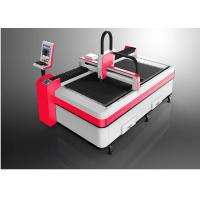 6mm Cutting Thickness CNC Metal Laser Cutting Machine For Cookware Artware Manufactures