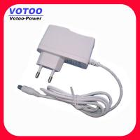 White black 15W Euro Standard Wall Mount Power Adapter 12V 1.25A for hdmi Manufactures