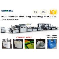 China Professional Non Woven Bag Making Machine Bag Forming Machine on sale