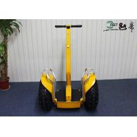 Powerful Motor Off Road Electric Mobility Scooter Self Balancing 21'' Tires Manufactures