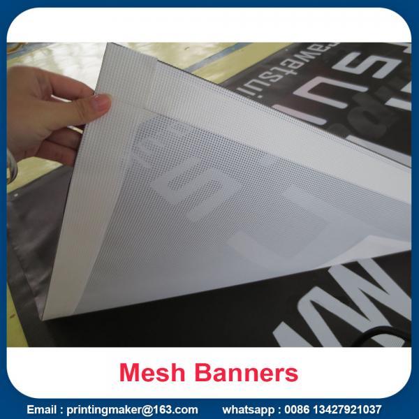 350g pvc mesh banner