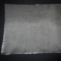 China Woven Fiberglass Micron Filter Fabric with Graphite Treatment on sale