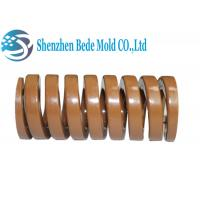 Chromium Alloy Mold Spring , Industrial Compression Spring Long Service Life Manufactures