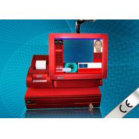 Oil Water Skin Analyzer Magnifier Machine Dual Core For Beauty Salon Manufactures
