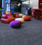 2016 Hot Sale Office Floor Carpet Tiles Polypropylene Carpet Tiles With Factory Price Manufactures