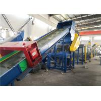 Waste Plastic Film Recycling Machine Semi Automatic High Speed Dewatering Manufactures