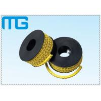 Circle Wire PVC Colorful Cable Marker Tube Oil And Erosion Control CE Standard Manufactures