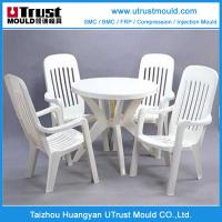 2015 best sale Plastic injection mould plastic chair moulds factory Manufactures