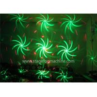 Quality Red  Green Big Gobo Laser Stage Light Ktv Light  Sound Active For KTV , Party , Show   H-001 for sale