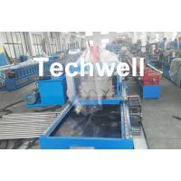W Beam Guardrail Roll Forming Machine for Highway Guardrail Crash Barrier Manufactures