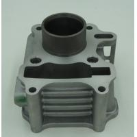 50cc Motorcycle Cylinder Block For SYE Taiwan Sanyang , Aluminum Alloy Cylinder Manufactures