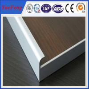 HOT! extruded aluminum profiles, aluminum extrusion cabinet, furniture aluminium profiles Manufactures