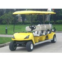Buy cheap 8 Seats Electric Golf cart with CE certificate from wholesalers