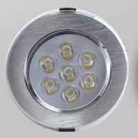 Natural White LED Spotlights High lumen Spot Lighting for Hotel E27 / GU10 Manufactures