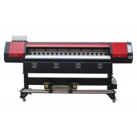 1.8M Eco Solvent Large Format Digital Printing Machines With Single Head Manufactures