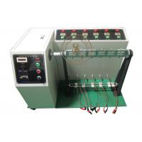 SL-T110 Bending angle 10-180° Adjustable UL 87 Wire Bending Test Machine Manufactures