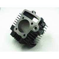 Single Motorcycle Cylinder 110cc Displacement For Motorcycle Spare Parts Manufactures
