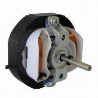 Shaded pole motor, used in bathroom extractor fan, copper wire Manufactures