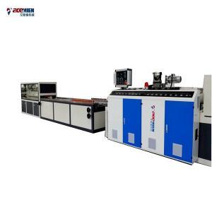 China PVC Profile Production Line PVC Window Door Wall Ceiling Decorative Profile Panel Board Machine on sale