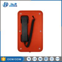 IP Shockproof Industrial Weatherproof Telephone With Aluminum Alloy Material Manufactures