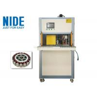 China Bldc Rotor Commutator Fusing Machine 20kw With 15 Sec / Pc Welding Efficiency on sale