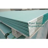 Water resistant paper-faced gypsum boards Manufactures