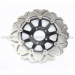 Motorcycle Brake Disc Rotors Suzuki GSF BANDIT 1200 GS 500 F Aluminum Alloy Manufactures