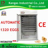 Full-Automatic Poultry Egg Incubator for 1000 Chicken Eggs/Automatic Poultry Chicken Manufactures