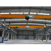 Industrial Single Girder Overhead Cranes With Electric Hoist Trolley Manufactures