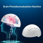 Increasing Oxygenation Health Analyzer Machine Brain Photobiomodulation Deep Tissue Therapy Manufactures
