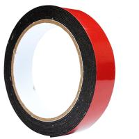 Good Initial Adhesion Pe Acrylic Adhesive Foam Tape For Door And Window Sealing Manufactures