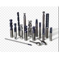 Durable Solid Carbide End Mill Cutting Tools 3x50mm For Machine Tools Cnc Cutters Manufactures