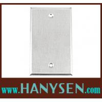 China Single Gang electrical box cover on sale